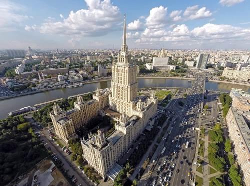 Шедевры Дорогомилова - Я покажу тебе Москву - Бесплатные экскурсии по Москве